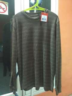 (BNWT) TNF Sweater coklat Original JUAL RUGI