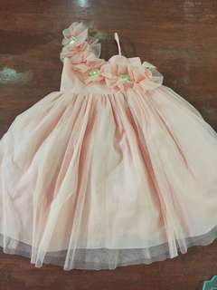 TODDLER GOWN