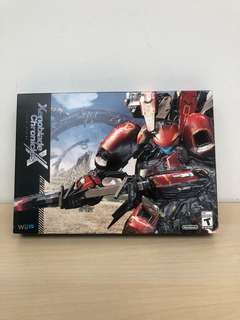 Brand New Wii U Xenoblade Chronicles X Special Edition