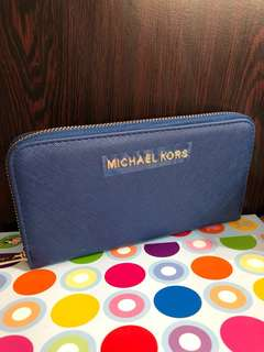 Michael Kors Wallet 銀包