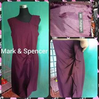 Mark and spencer s- formal dress