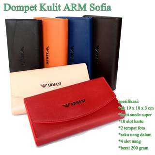 Dompet Kulit ARM Sofia Best Seller