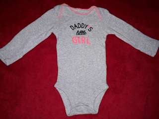 Carter's Newborn bodysuit