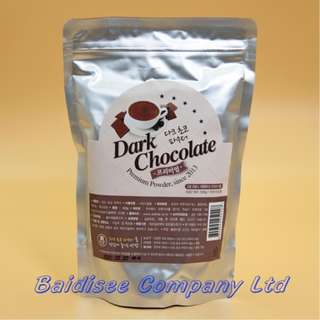 黑可可巧克力粉 Dark Chocolate Powder 500g