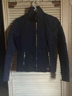Free Ship Metro Manila: Massimo Dutti Quilted Polyester Jacket
