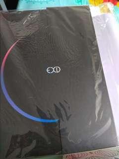 EXID Eclipse 台版專 (連小卡贈品海報)