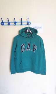Hoodie GAP Logo - Green