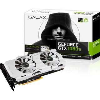 GALAX GTX 1080 Ti EXOC White