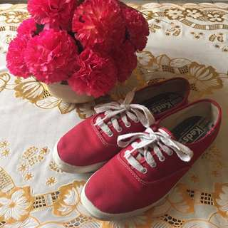 Keds Shoes (Red)