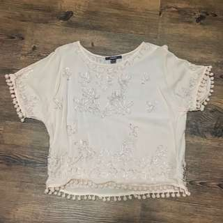 Forever 21 boho style top