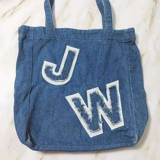 Jackwills Tote Bag 布袋