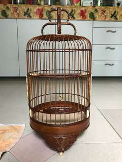 🚚 Puteh Old cage