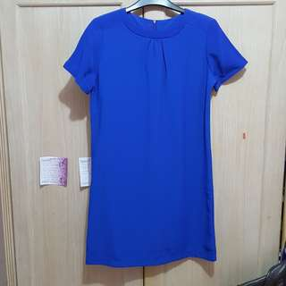 Blue dress look boutique store lbs