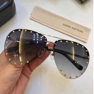 【夏日防曬神器】LV路易威登太陽眼鏡 墨鏡 防曬防紫外線 明星同款