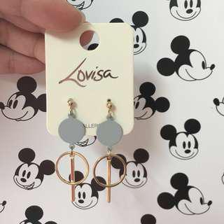 Pastel Blue Earrings