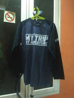 Long T-shirt My trip My Adventure Original