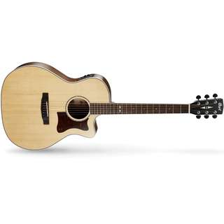 CORT GRAND REGAL GA5F-MD SOLID TOP ACOUSTIC GUITAR