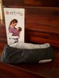 Baby Wrap PITTARI ( Grey )