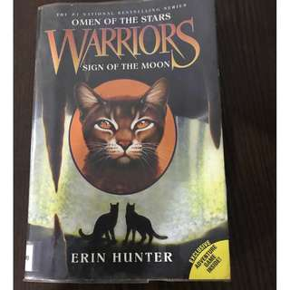 🚚 Sign of the Moon Book by Erin Hunter