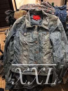 XXL Preloved Jackets