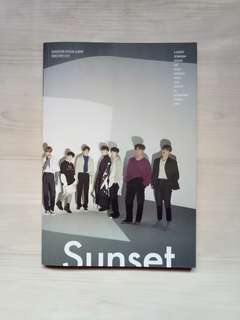 SEVENTEEN DIRECTOR'S CUT ALBUM (Sunset Version)