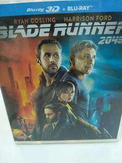 Blade runner 2049 movie Blu-ray 3D + Blu-ray