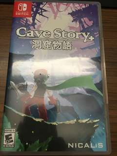 [Nintendo switch] cave story