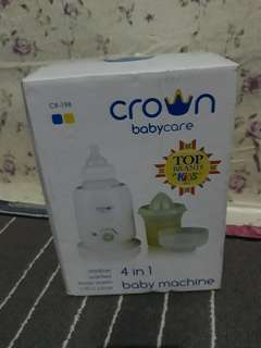 Crown babycare 4 in 1