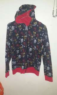Jaket hodie mickey mouse