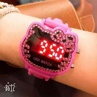 🎀Hello Kitty Led Watch🎀