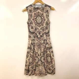 斯文裙 Christian Dior knit dress size F36