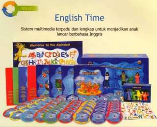 English Time Complete series