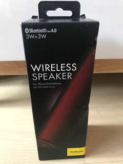 Elecom Wireless Speaker (LBT-SPP300AV Series)