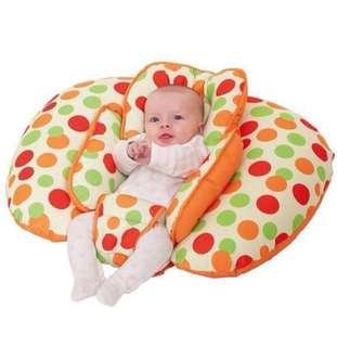 Nursing pillow feeding pillow baby pillow pregnancy pillow maternity pillow Clevacushion  10 in 1