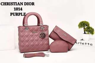Lady Dior 3in1