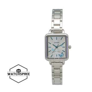 FREE DELIVERY *CASIO GENUINE* [LTPE147D-2A] 100% Authentic with 1 Year Warranty! LTP-E147D2A LTP-E147D-2A LTPE147D2A