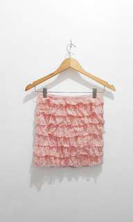 LIZ LISA PINK SKIRT (Authentic - Bought from Japan)