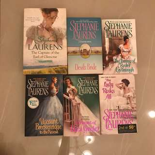 Stephanie Laurens Collection