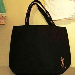 YSL聖羅蘭沙灘包 女士手提包 購物袋帶手柄大號媽咪包