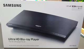 Brand New Samsung 4K UHD Blu Ray DVD Player