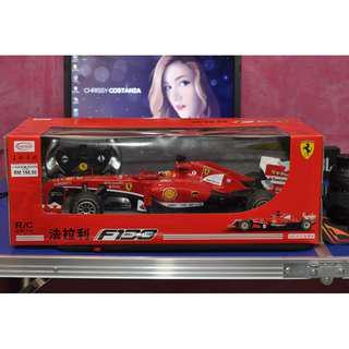 Rastar RC Ferrari F138 1/12