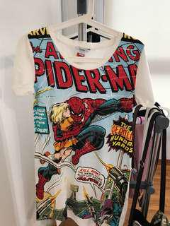 Bossini Marvel Comics tee