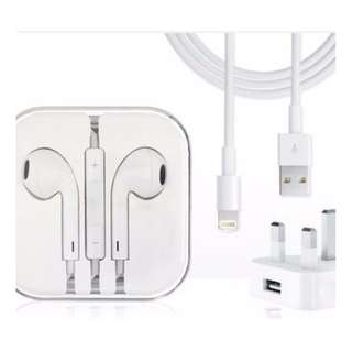 Combo Set- 100% Genuine Apple Products