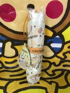 美版CK鼠縮骨遮 雨傘