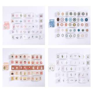 Moore Design Various Deco Sticker Pack