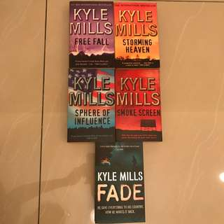 Kyle Mills Collection