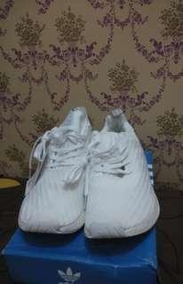 Adidas NMD Full White Polkadot