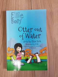 Ellie Belly Otter of the Water