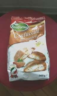 😛😍意大利杏仁餅