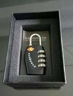 Ashworth Combination Lock TSA007